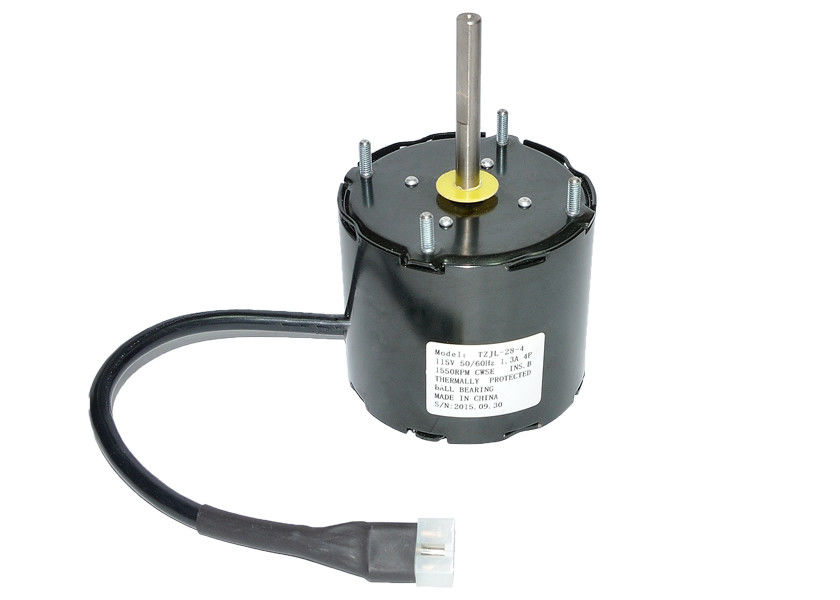 220V AC 3.3 Inch Shaded Pole Single Phase Motor With Low Tempearture Rise