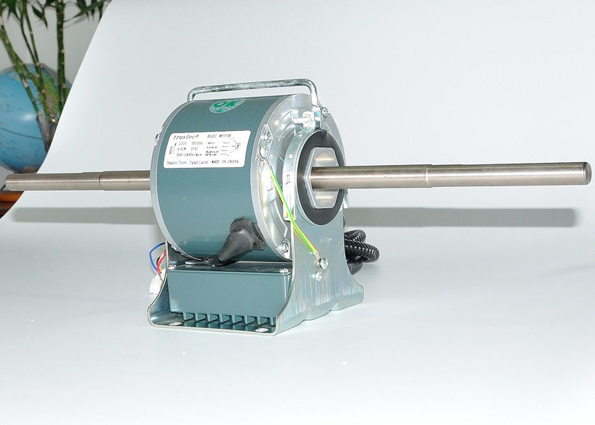 150W Brushless BLDC Fan Motor Variable Speed With Double Shaft