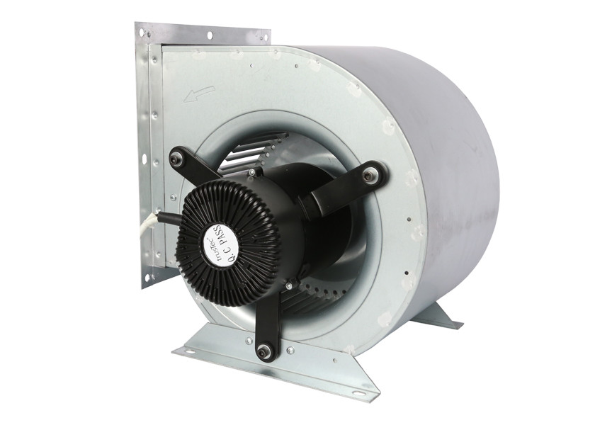 Brushless EC Centrifugal Blower Fan BLDC Air Condition Fan With AC Input