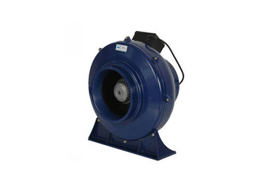 ประเทศจีน 250mm AC inline duct fan, 10 inch 600 cfm inline exhaust fan, air duct blower fan โรงงาน