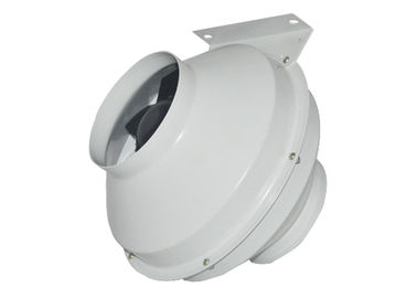 ประเทศจีน inline centrifugal duct fan, heating and air conditioning duct booster fan for bathroom ventilation โรงงาน